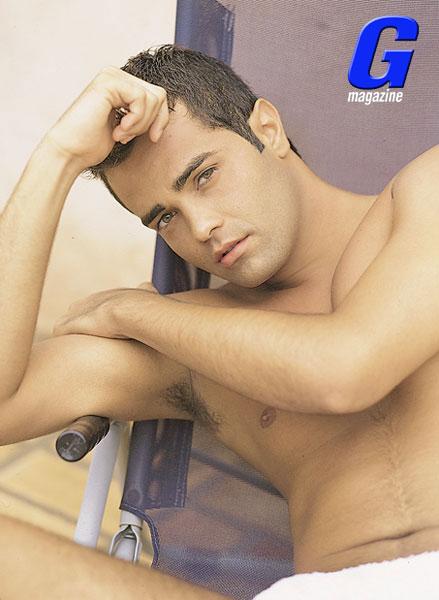 Fotos de Rodrigo Phavanello pelado nu