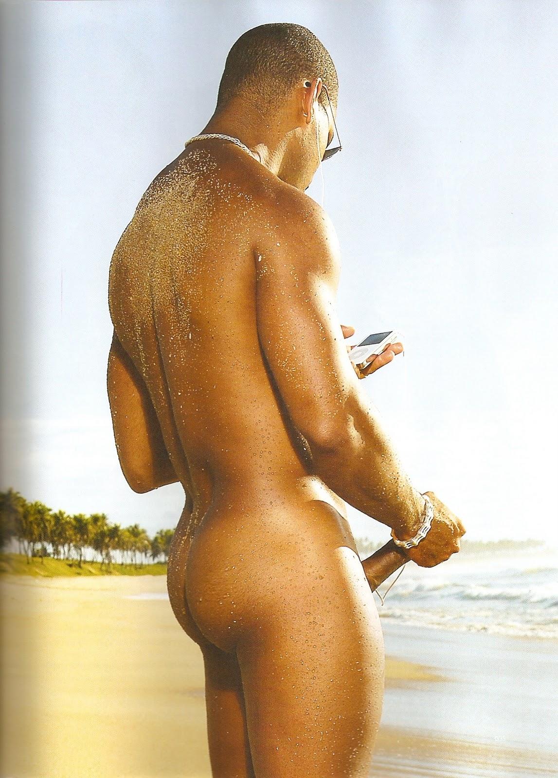 Toni Sales pelado de pau duro na revista G Magazine